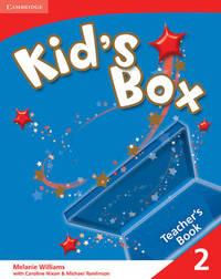 Kid's Box 2 Teacher's Book: Level 2 by Melanie Williams image