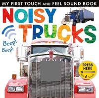Noisy Trucks by Little Tiger Press