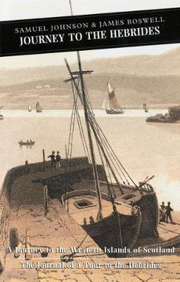 Journey to the Hebrides by James Boswell image