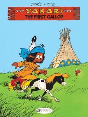 "Yakari vol. 15 - The First Gallop: 15 by ""Job"""