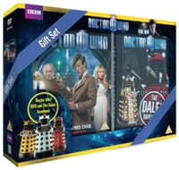 Doctor Who: A Christmas Carol (with Dalek Handbook gift) on DVD