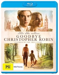 Goodbye Christopher Robin on Blu-ray