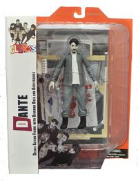 Clerks: Dante (Black & White Ver.) - Action Figure