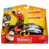 Incredibles 2: Vehicle - Mr Incredible & Car