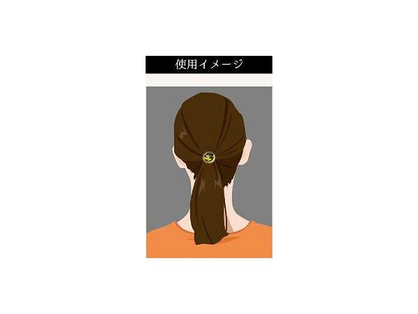 Pokemon: Kirie Series - Hair Tie (Eevee B) image