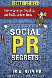 Social PR Secrets by Lisa Buyer image