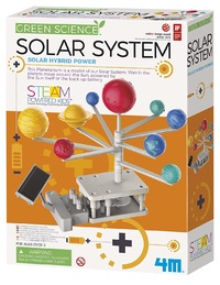 4M: Green Science - Solar System Kit