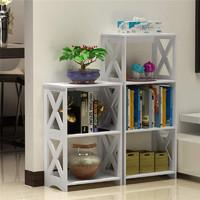 3 Tier Small Bookshelf (38x24x89cm)