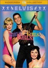 Elvis: Girls, Girls, Girls on DVD