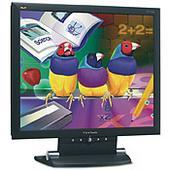 "VIEWSONIC MONITOR LCD 17"" VE710B 1280X1024 SLIM BEZEL BLACK"