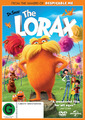 Dr Seuss' The Lorax on DVD