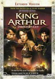King Arthur - Director's Cut on DVD image