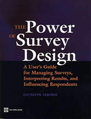 The Power of Survey Design by Giuseppe Iarossi