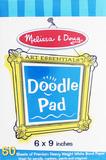 Doodle Paper Pad - Melissa & Doug