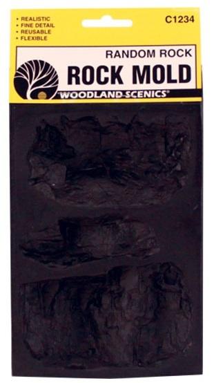 Woodland Scenics Random Rock Mould