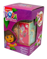 Dora Wooden Stacker