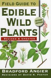 Field Guide to Edible Wild Plants by Bradford Angier image
