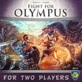 Fight for Olympus - Board Game