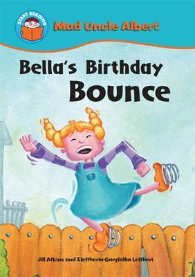 Bella's Birthday Bounce by Jill Atkins image