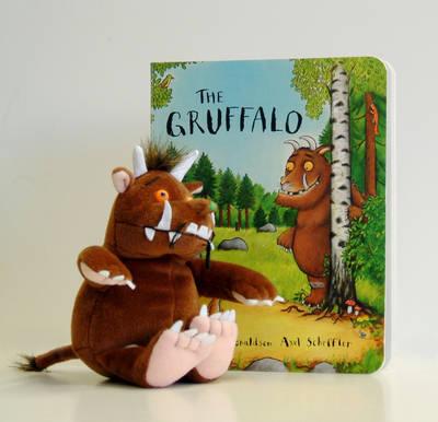 The Gruffalo (Board Book + Toy) by Julia Donaldson