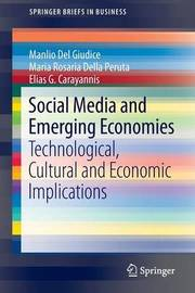 Social Media and Emerging Economies by Manlio del Giudice