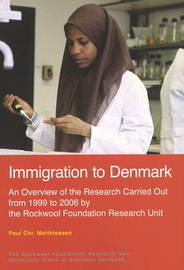 Immigration to Denmark by Poul Chr Matthiessen image