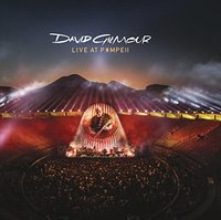 Live At Pompeii (2CD) by David Gilmour image