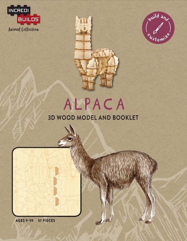 IncrediBuilds: Alpaca