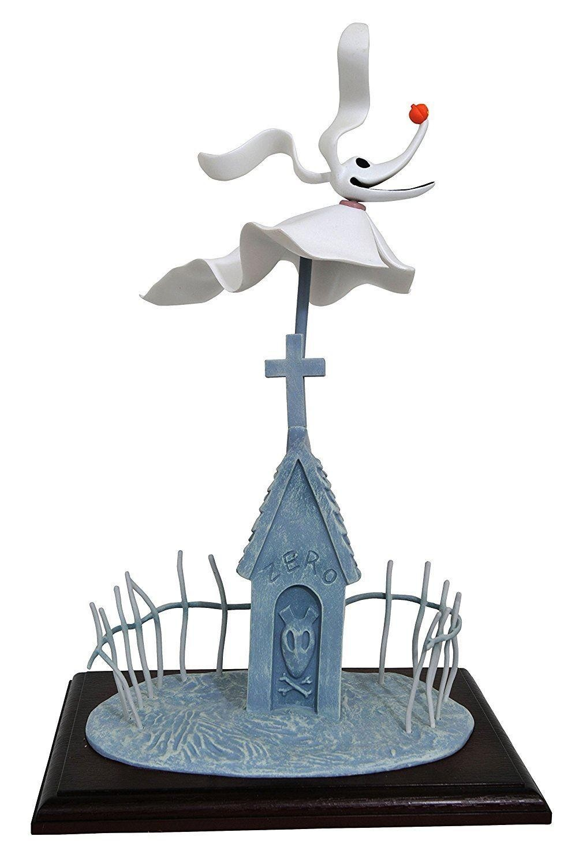 Nightmare Before Christmas: Zero - Deluxe Collectors Doll image