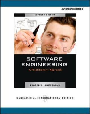 Software Engineering: A Practitioner's Approach by Roger S. Pressman image