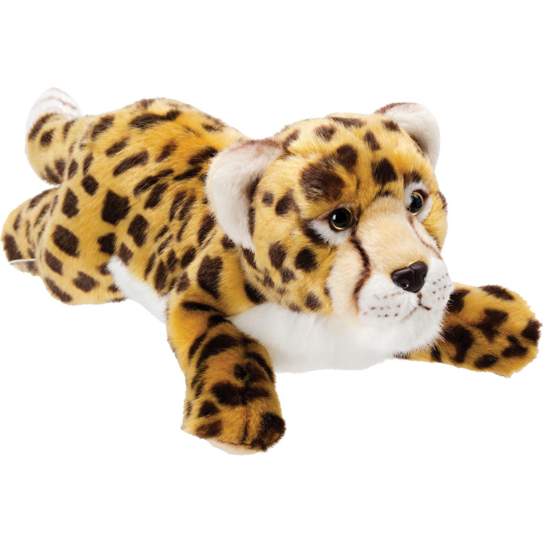 """Suki: Lying Cheetah - 11"""" Plush image"""
