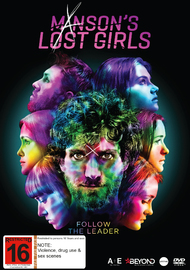 Manson's Lost Girls on DVD