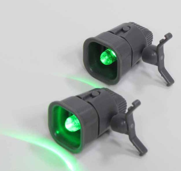Pla Accessories - LED Lights #2 (Green)