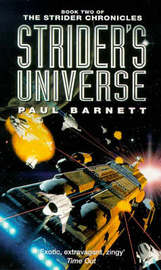 Strider's Universe by Paul Barnett image