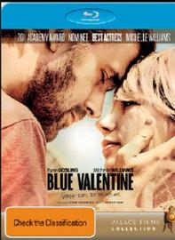 Blue Valentine on Blu-ray image