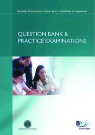 SII Certificate - FSA Financial Regulation: Question Bank and Practice Examinations: Syllabus version 14 by BPP Learning Media image