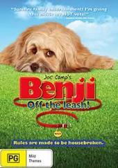 Benji: Off The Leash! on DVD