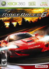 Ridge Racer 6 for Xbox 360