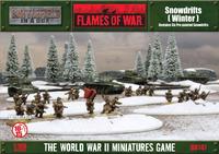 Flames of War - Snowdrifts: Winter