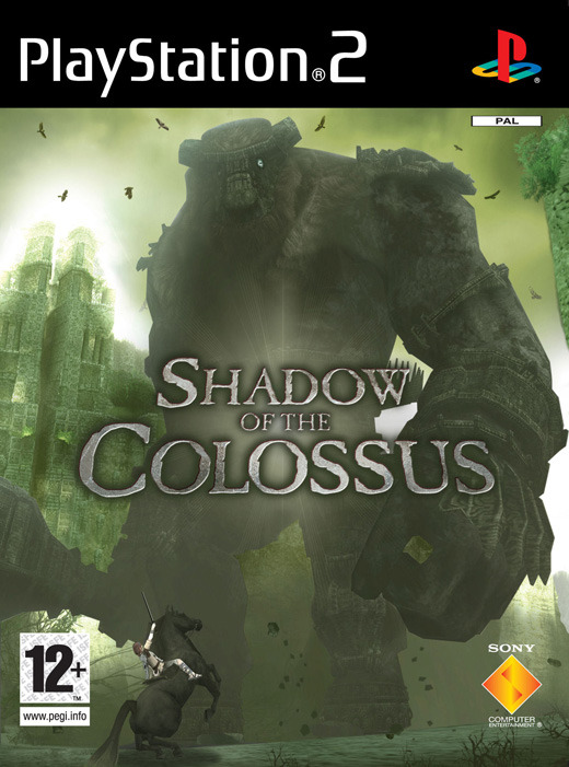 Shadow of the Colossus with Special Packaging for PlayStation 2
