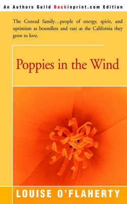 Poppies in the Wind by Louise O'Flaherty