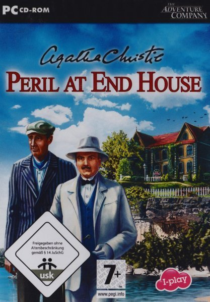 Agatha Christie: Peril at End House for PC Games