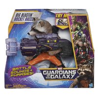 Guardians of the Galaxy: Big Blastin Rocket Raccoon Figure