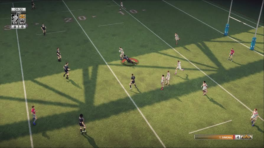 Rugby League Live 3 for PS3 image