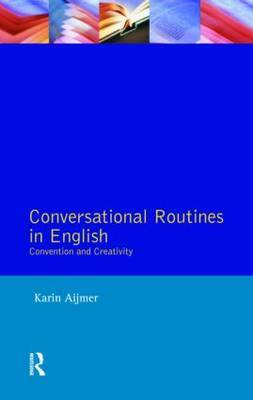 Conversational Routines in English by Karin Aijmer image