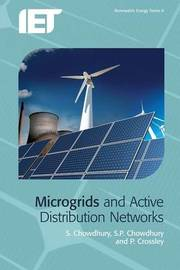 Microgrids and Active Distribution Networks by S. Chowdhury image