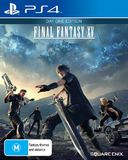 Final Fantasy XV Day One Edition for PS4