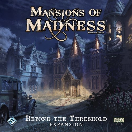 Mansions of Madness: Beyond the Threshold - Expansion image