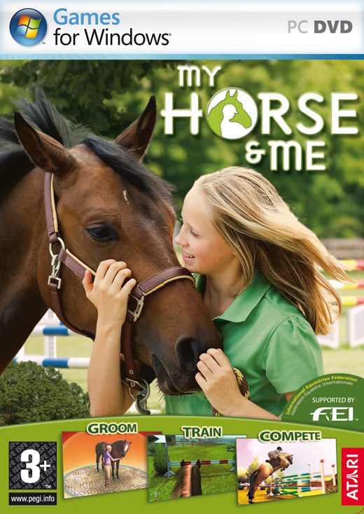 My Horse and Me for PC Games image