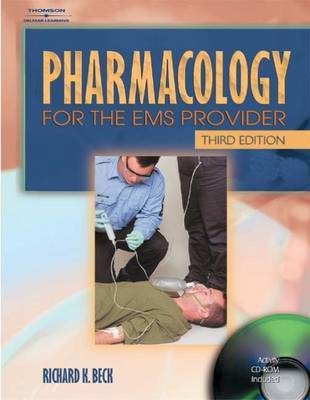 Pharmacology for the EMS Provider by Richard K. Beck image